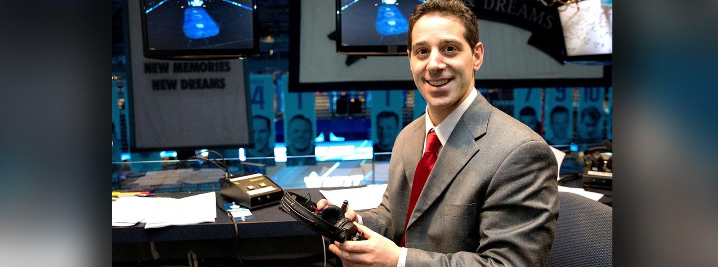 COMETS HIRE JASON SHAYA AS AHL TV BROADCASTER