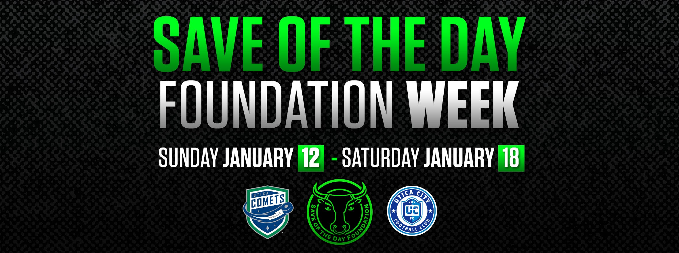 COMETS ANNOUNCE DETAILS OF SAVE OF THE DAY WEEK