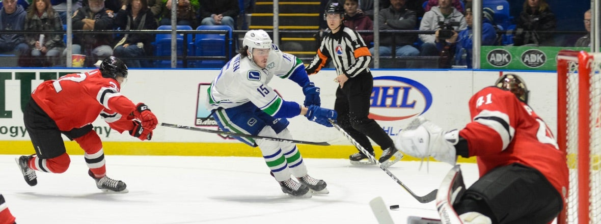 COMETS BATTLE DEVILS WITH CHANCE TO CLINCH