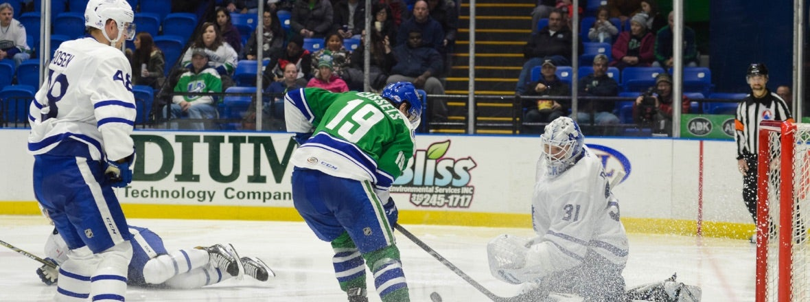 COMETS KICK OFF HOME-AND-HOME SERIES AGAINST MARLIES