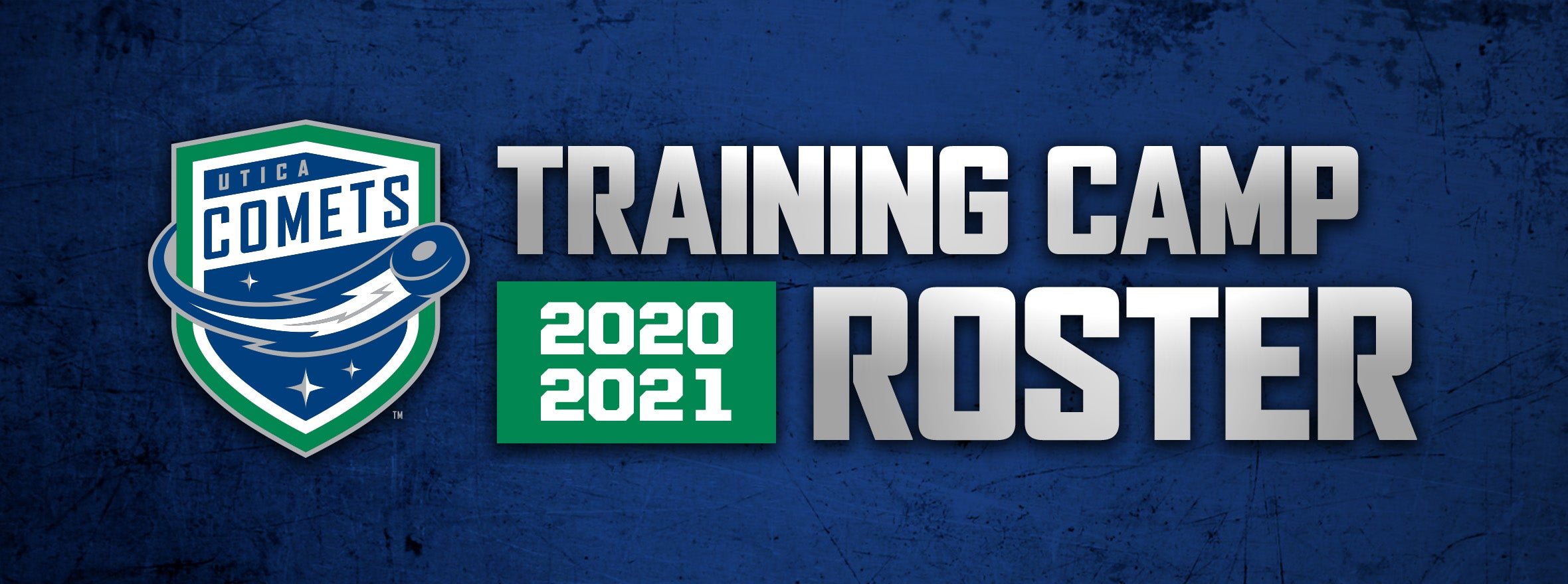 2020-2021 COMETS TRAINING CAMP ROSTER